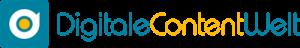 Digitale Content Welt Logo Positiv
